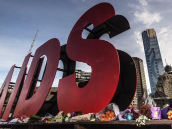 A Conferência International sobre a Aids começou neste domingo (20), em Melbourne, na Áustralia. REUTERS/Mark Dadswell