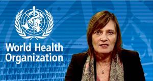 Marie-Paule Kieny, subdirectora general de la Organización Mundial de la Salud (OMS)