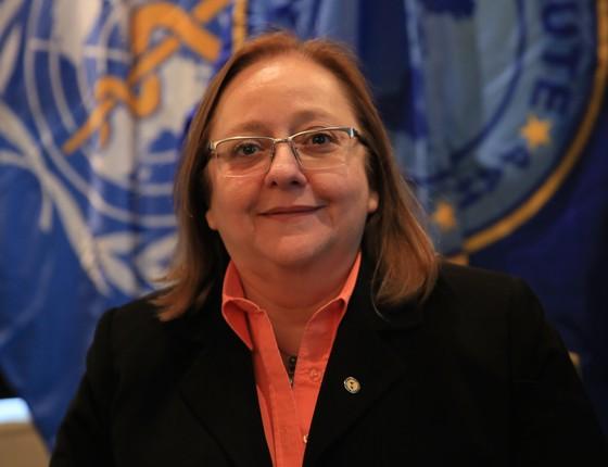 """Suzanne Serruya, da OPAS/OMS. """"Precisamos separar a religião e as deciões políticas"""", diz a médica. (Foto: Pan American Health Organization-PAHO/World Health Organization – WHO)"""