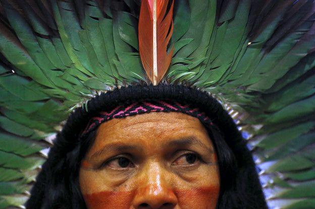 capa Reuters Indígena